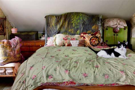 interior design trends  boho bedroom