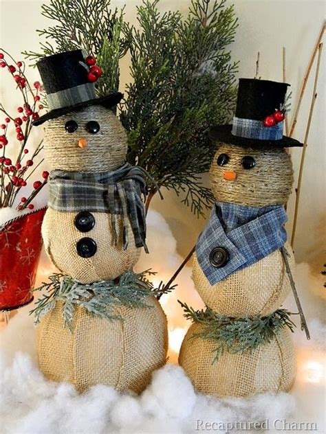 top  burlap christmas decoration ideas christmas