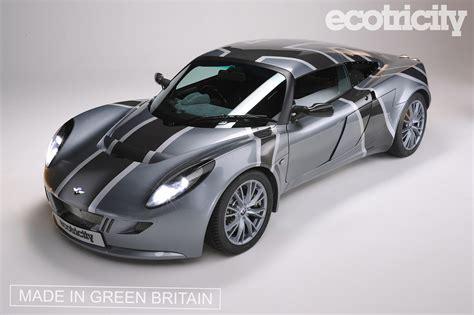 electric sports cars tesla s nemesis electric lotus based sports car from u k