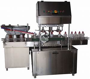 Automatic Inline Linear Screw Capping Machine Manufacturer ...