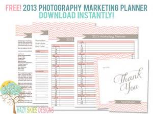 Free Photography Marketing Templates