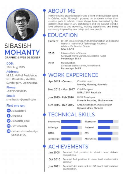 Professional Curriculum Vitae Template Word by Curriculum Vitae Cv Resume Templates It Classes