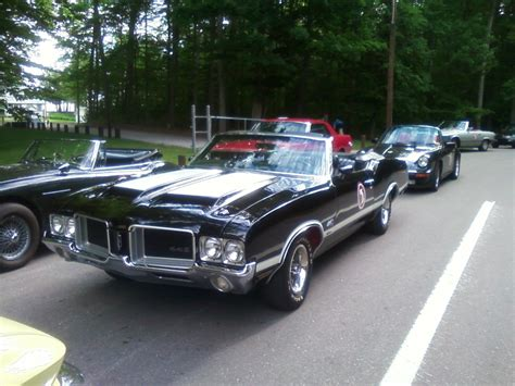 Bluemoontwds 1971 Oldsmobile 442 In Mars Pa
