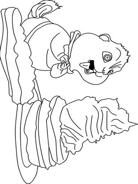 Alvin And The Chipmunk Coloring Pages Alvin And The Chipmunks Coloring Pages And Print