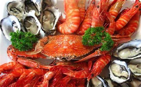 tips memilih seafood olahan  tetap terjaga