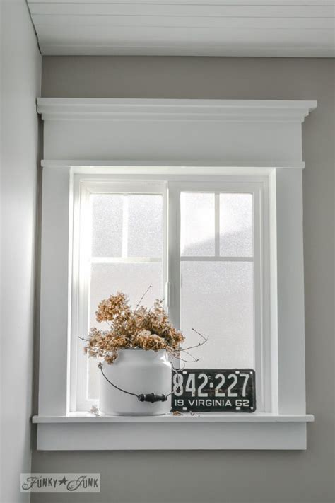 how to make a farmhouse window with moulding farmhouse windows window trims and farmhouse