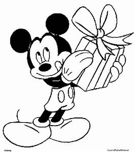 Mickey Mouse Coloring Pages 2018- Dr. Odd