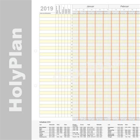 holyplan urlaubspalner kalender fuer printsde