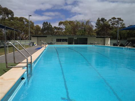 Swimming Pool : Tatiara District Council, South Australia