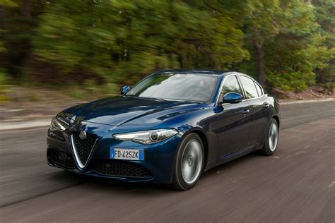 New Alfa Romeo Giulia 2016 Review