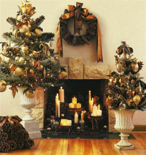 burnt orange holiday xmas decor color palettes beyond and green