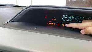 Toyota Prius C Warning Lights