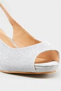 Condition Pour Etre Garant : escarpins bout ouvert semelle confort argent paillet pieds larges eee ~ Medecine-chirurgie-esthetiques.com Avis de Voitures