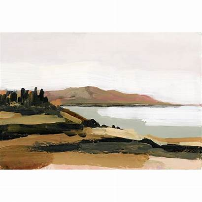 Landscape Laurie Anne Lake Forest Prints Painting