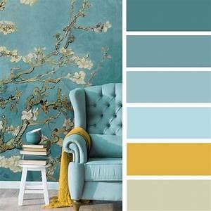 Welche Wandfarbe Passt Zu Kernbuche : welche farbe passt zu gelb wohnideen und ~ Watch28wear.com Haus und Dekorationen