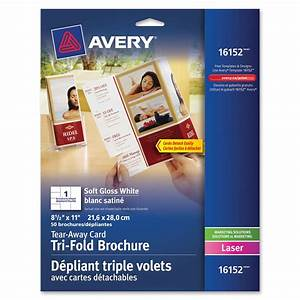 Avery brochure template brickhost a13f4685bc37 for Avery tri fold brochure template