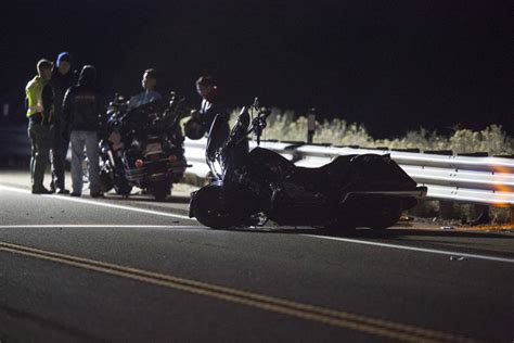 Couple Killed In Las Vegas Motorcycle Crash Identified