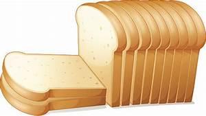 Bread clipart slice bread - Pencil and in color bread ...