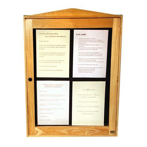 porte menu restaurant exterieur menus et services porte menu ext 233 rieur vosges