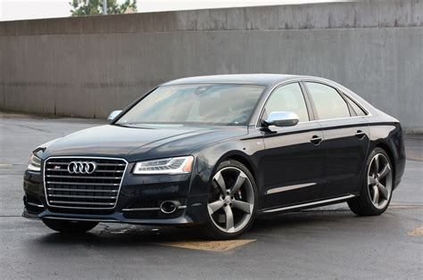 2015 Audi S8 Twin-turbo 4.0l V8 520 Hp Awd 4k-2k