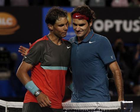 Roger Federer v Rafael Nadal, Australian Open 2017 final ...