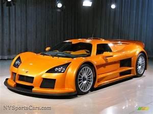 2008 Gumpert Apollo in Orange - G64027   NYSportsCars.com ...