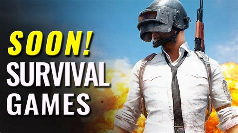 upcoming survival games     pc ps xbox