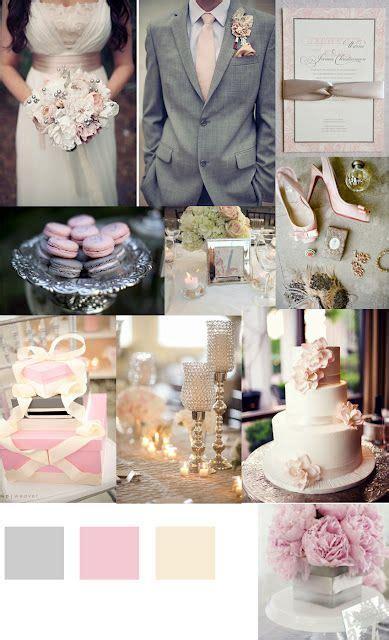 Blush Pink And Silver Wedding Theme Theme Image