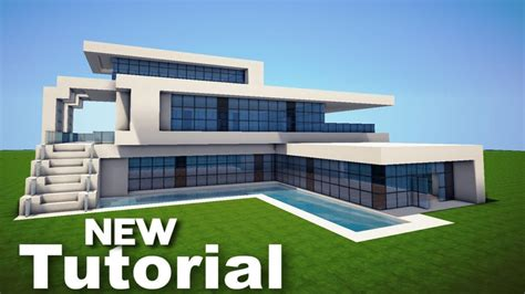 minecraft how to build a modern house best mansion tutorial 2016 best minecraft tutorials