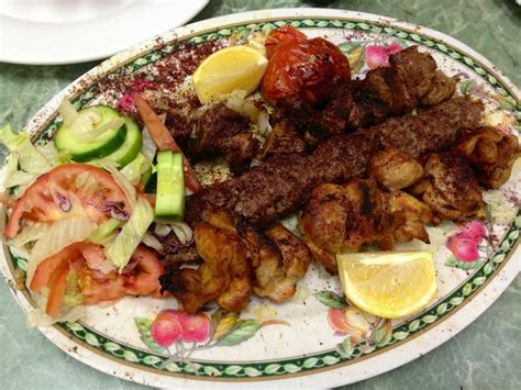kebab cuisine kurdistan it s more than the media a third
