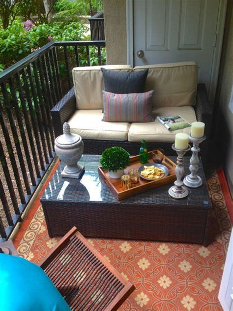 17 best ideas about apartment balcony decorating on
