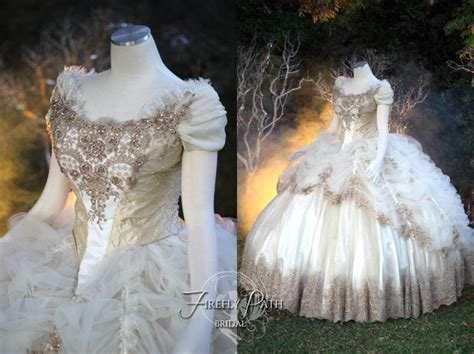 Belle Wedding Gown From Firefly Path