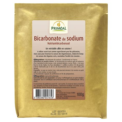 bicarbonate de soude cuisine bicarbonate de soude cuisine quelle est la différence