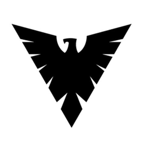 men phoenix symbol stencil  stencil gallery