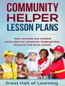 Community Helper Lesson Plans  Kindergarten, Community Helpers And Lesson Plans