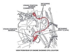 2004 toyota tacoma oxygen sensor crank sensor location jeep forum