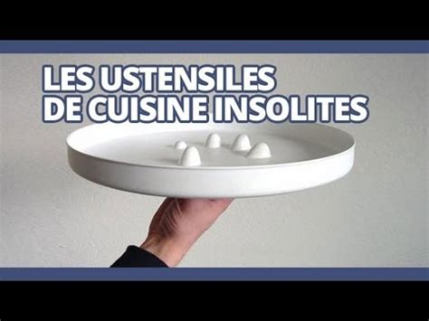 ustensils cuisine top des ustensiles de cuisine les plus insolites