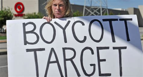 Target Trans Bathroom Boycott Garners K Signatures