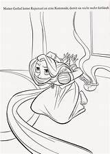 Coloring Tangled Rapunzel Pages Printable Pascal Maximus Flynn Filminspector Gothel sketch template