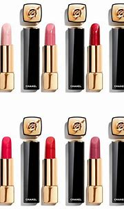 Chanel Camelia Rouge Allure Lip Colors for Spring 2020