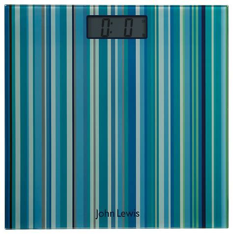 John Lewis Stardust Digital Bathroom Scale Bathroom Scales by John Lewis