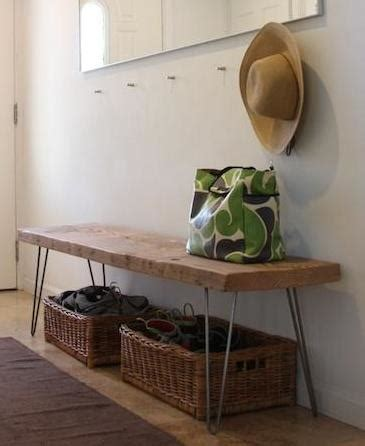 reclaimed wood console table building construction