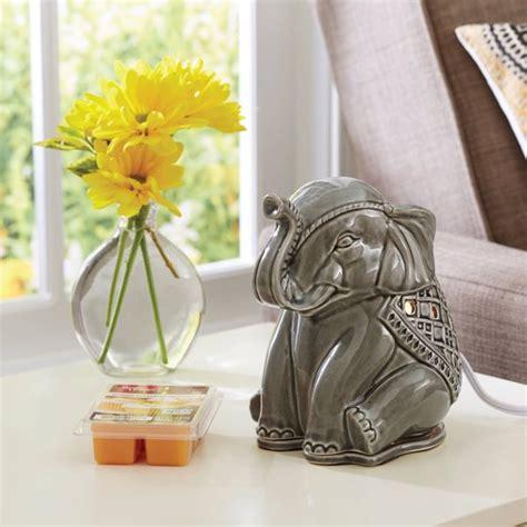 homes  gardens full size wax warmer elephant