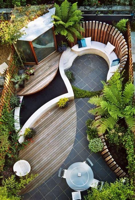 1001+ Gartenideen Für Kleine Gärten Tolle