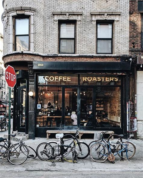 Sounds perfect wahhhh, i don't wanna. Pin by Gordon Law on facades in 2020 | New york coffee ...