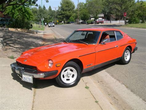 1976 Datsun 280z 2 2 by 1976 Datsun 280z 2 2 Orange Great Original Condition 5