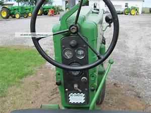 John Deere 40 - T 1953 Tractor 3