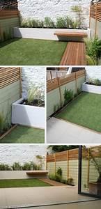 Creative and beautiful small backyard design ideas decozilla for Small backyard design ideas