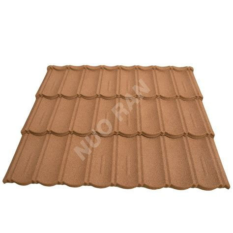 roof tiles prices coated metal steel roof tile