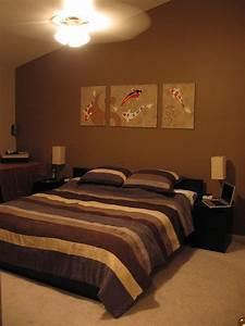 20, attractive, brown, bedroom, design, ideas